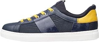 NeroGiardini A833260M Sneaker Teens Chico De Piel Y Tejido Técnico