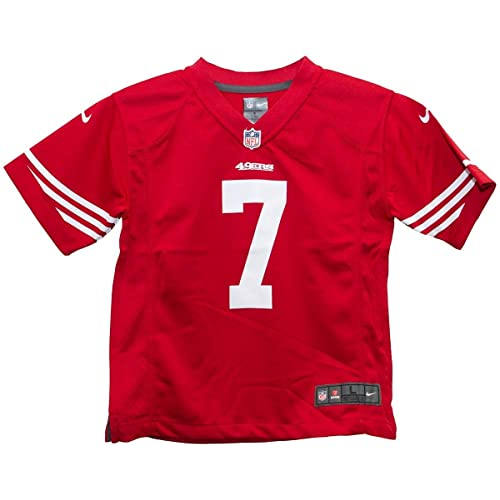 Colin Kaepernick San Francisco 49ers Red Youth Nike Game Jersey (Youth  medium) 04245e66f