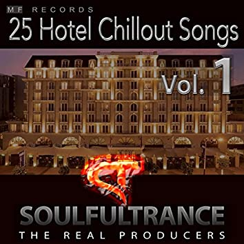 25 Hotel Chillout Songs, Vol. 1