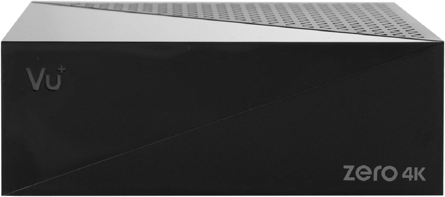 VU+ Zero 4K - Receptor Linux Color Negro