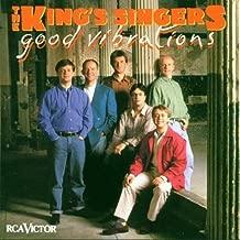 The Kings Singers Good Vibrations Classic Pop