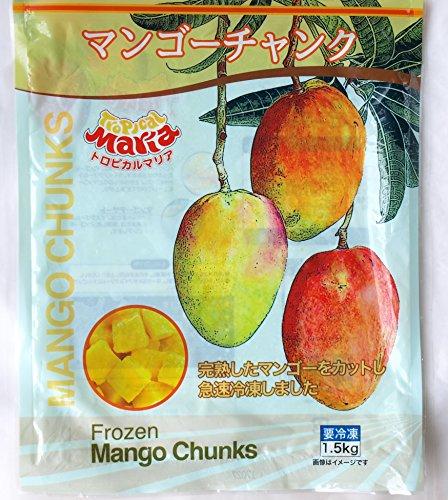 トロピカル マリア 完熟マンゴーチャンク 1.5kg 【冷凍】