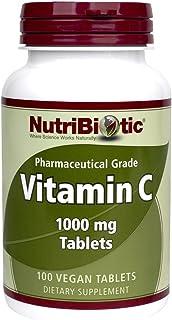 Nutribiotic Vitamin C Tabs, 1000 Mg, 100 Count