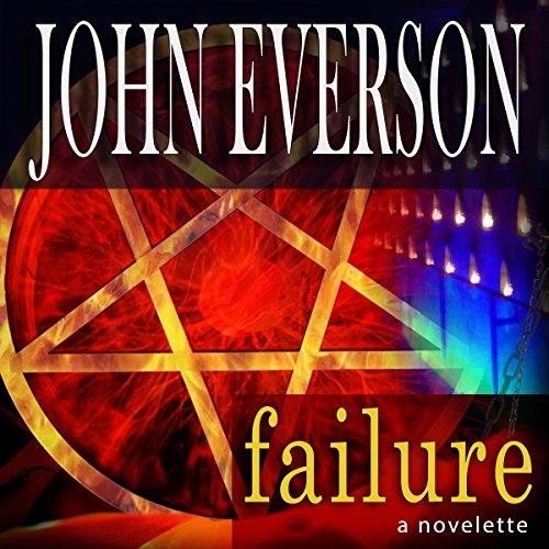 Failure audiobook cover art