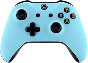 Xbox One Wireless Controller for Microsoft Xbox One - Custom Soft Touch Feel - Custom Xbox One Controller (Baby Blue)