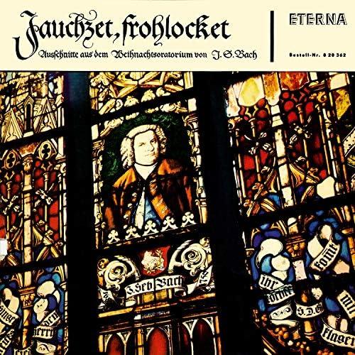 Thomanerchor Leipzig, Gewandhausorchester Leipzig & Kurt Thomas