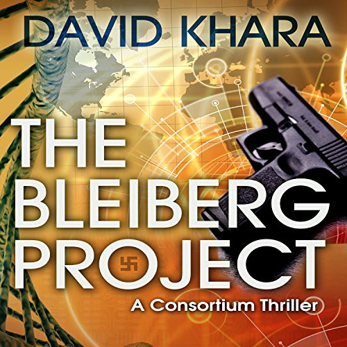 The Bleiberg Project (Le Project Bleiberg) audiobook cover art