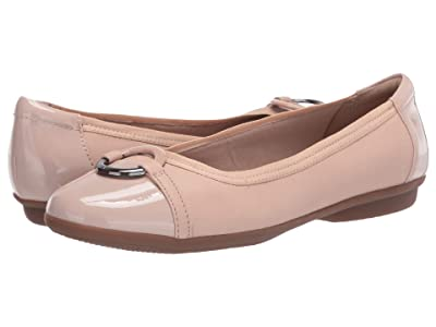 Clarks Gracelin Wind (Blush Leather) Women