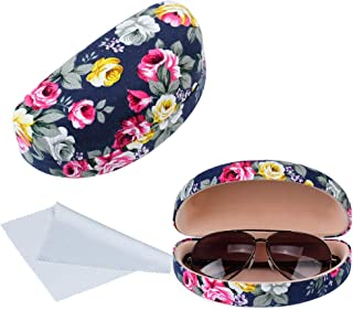 c57978a53 New Hello Kitty Glasses Eyeglass Case Box XW-2349P1 Clothing, Shoes &  Jewelry