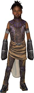 Rubie's Girls Black Panther Deluxe Shuri Costume, Small