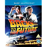Back to the Future Trilogy (Uv) [Blu-ray] [Import]