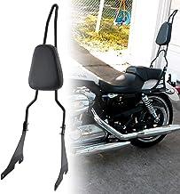 RONSHIN Coussin de Dossier Passager pour Harley Sportster XL883 1200 48 04-15