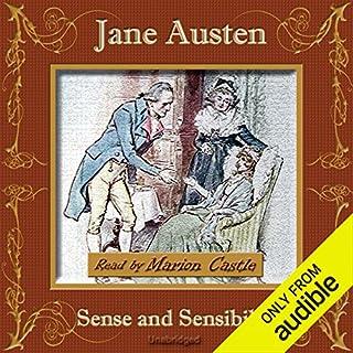 Sense and Sensibility cover art