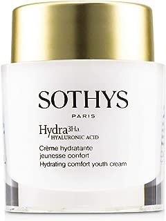 Sothys Hydra3ha Hydrating Comfort Youth Cream, 1.69 Ounce