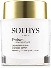Sothys Hydra3ha Hydrating Comfort Youth Cream, 1.69 Ounce