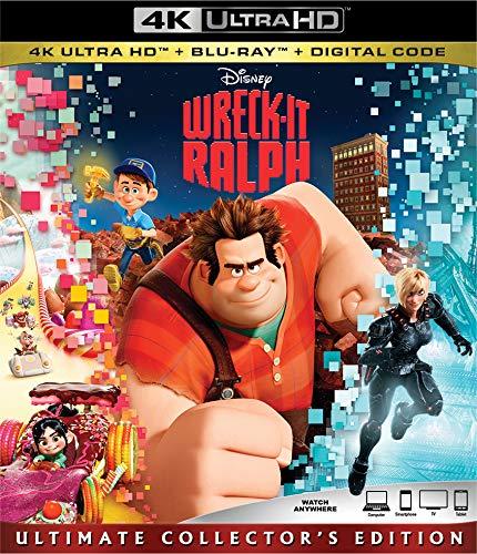 WRECK-IT RALPH [Blu-ray]