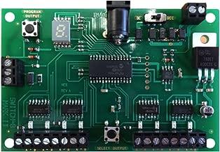 Switch-8 Mk2 DCC Accessory Decoder