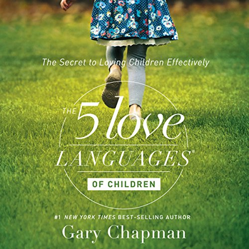 Page de couverture de The 5 Love Languages of Children
