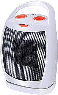 Moolo Calefactor, Mini Cerámica Calefacción Eléctrica Seguro y Ahorro de Energía Escritorio de Invierno Oficina en Casa Baño R05