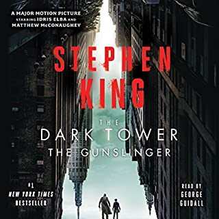 The Dark Tower I audiobook cover art