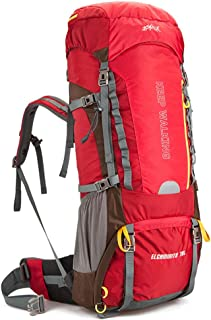 WATERFLY Hiking Backpack Ultra Light Water Resistant Travel Backpack/Packable Hiking Daypack