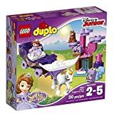 LEGO DUPLO l Disney Sofia the First Magical Carriage 10822 Large Building Block Toy for 2- to 5-Year-Olds [並行輸入品]