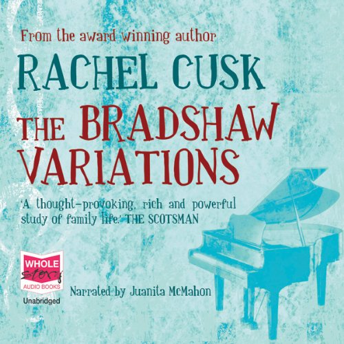 The Bradshaw Variations audiobook cover art