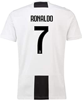 MBAP7CRS 2018-2019#7 C Ronaldo Home Mens Soccer Jersey Color White