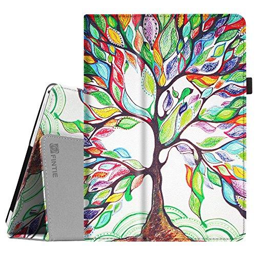 "FINTIE Custodia per YOTOPT 10.1, Folio Case Cover con Funzione Stand per SUMTAB 10, JUSYEA 10"", YESTEL 10"",TOSCIDO K108 X109  X104, Dragon Touch Max10, BEISTA 10.1 Pollici Tablet 10, Love Tree"