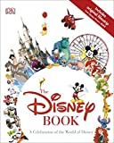 The Disney Book: A Celebration of the World of Disney - Jim Fanning