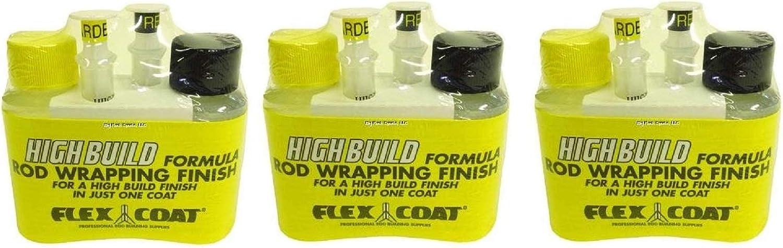 Flex Coat F2S 1 year warranty Wrap Finish Kit Syringes 2oz Thrее Расk Popular brand in the world with