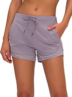 "Lavento Women's Workout Shorts Lightweight Active 3"" /4"" /5"" Running Shorts"