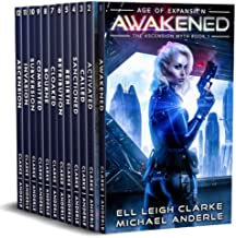 The Ascension Myth Complete Omnibus (Books 1-12): Awakened, Activated, Called, Sanctioned, Rebirth, Retribution, Cloaked, ...