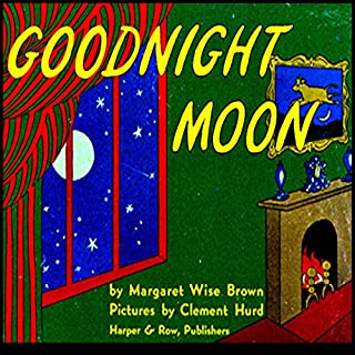 Goodnight Moon audiobook cover art
