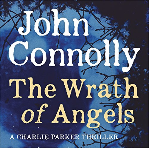 The Wrath of Angels audiobook cover art