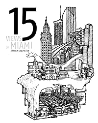 book cover of 15 views of Miami - books set in Miami