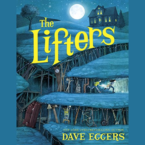 The Lifters audiobook cover art