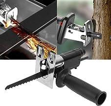 【??????】 Zouminyy Sierra de calar eléctrica, Sierra de calar alternativa Archivo de metal para taladro eléctrico Corte de madera