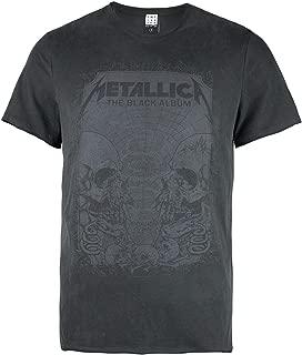 Amplified Metallica 'The Black Album' T-Shirt Clothing