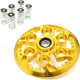 For Ducati Monster 600 750 Multistrada 1000 1100 S SuperSport Gold Black Billet Swheel Clutch Pressure Plate Springs Set
