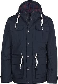Solid Duffle coat Homme (Jacket Jafar), Bleu Blau