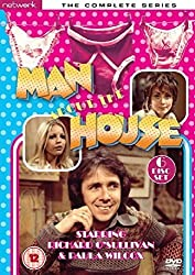 Man About the House on DVD