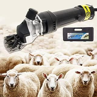 320W Electric Sheep Goat Clipper Shears Wool Shearing Livestock Sheep Goat Animal Hair Fur Shearing