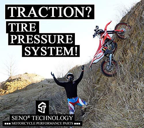 Reifendruckregelanlage #Gecko für Beta RR Tubeless Mousse Reifen Reifensystem Tire Pressure System Rad Motocross Enduro