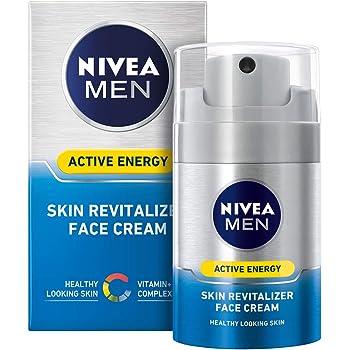 Nivea Men Energía Activa de la piel revitaliser crema para la cara ...