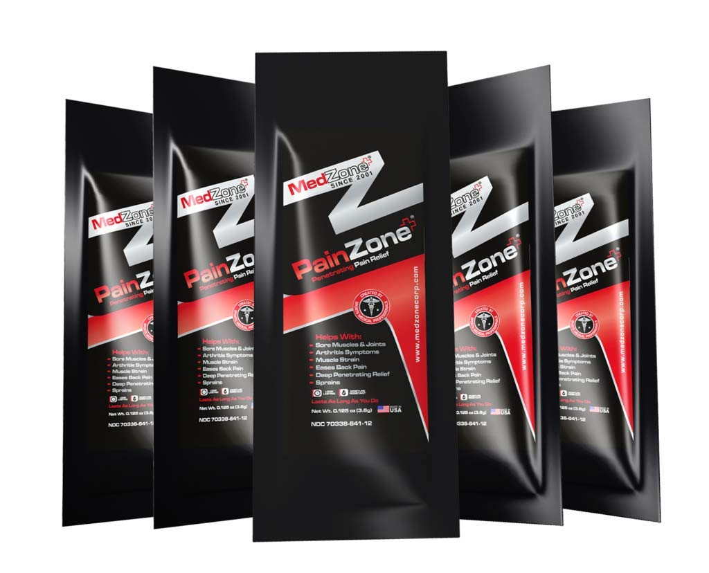 4 years warranty MedZone BlisterZone Skin Protectant.8 Glide On oz Max 67% OFF