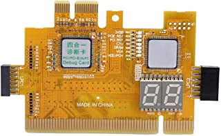 Computer Motherboard Debug Card, Reliable High Quality Debug Card, Electronic Components Desktop for Computer Accessories