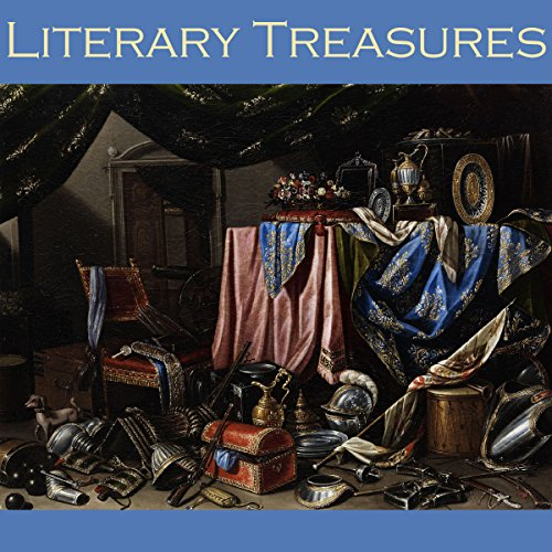 Literary Treasures audiobook cover art