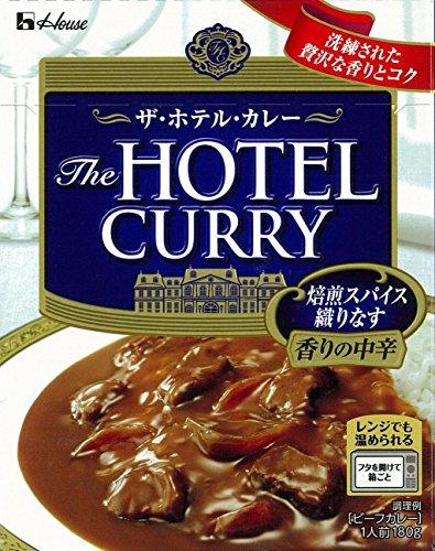 ザ・ホテル・カレー 香りの中辛 180g