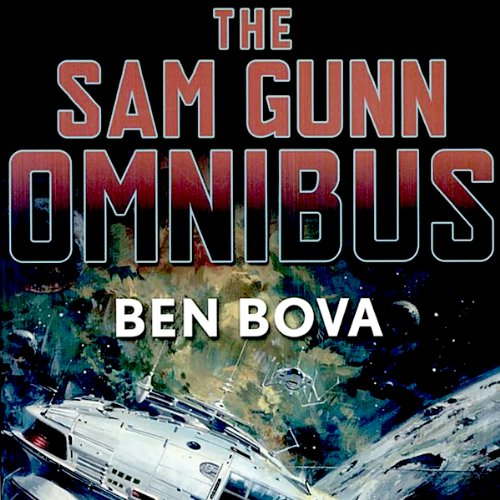 The Sam Gunn Omnibus                   By:                                                                                                                                 Ben Bova                               Narrated by:                                                                                                                                 Richard Brewer,                                                                                        Emily Janice Card,                                                                                        Gabrielle de Cuir,                   and others                 Length: 29 hrs and 33 mins     49 ratings     Overall 3.7